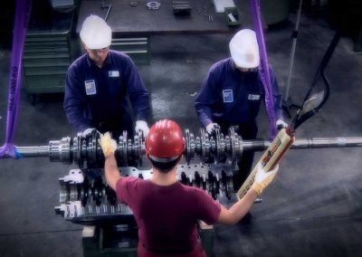 GE Oil & Gas Video Produzione