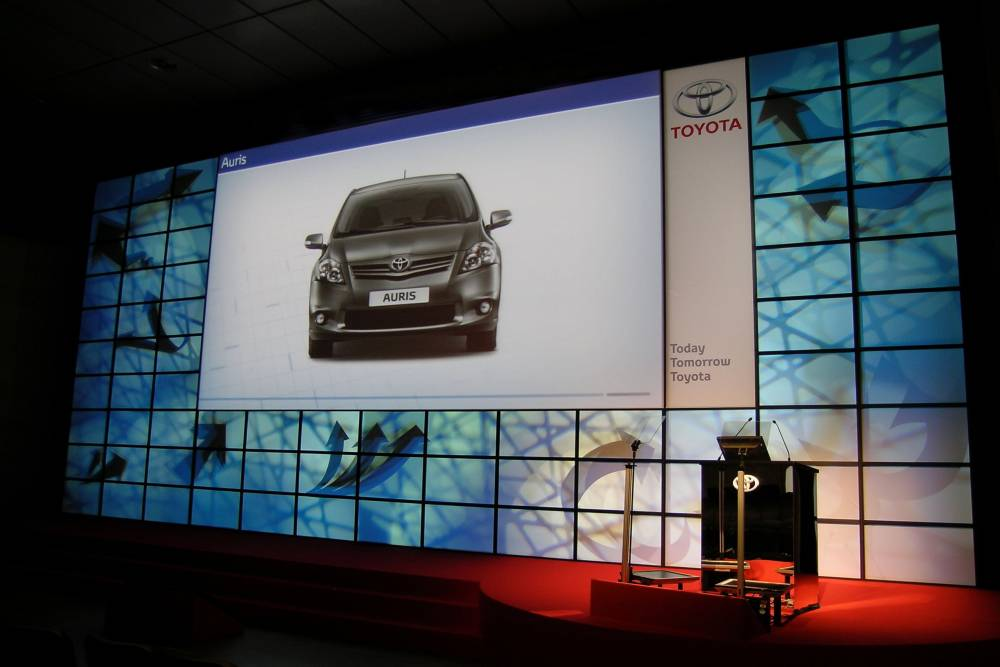 Toyota Italia Dealer Meeting Nazionale